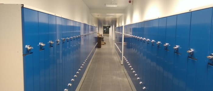 WARDROBE LOCKERS