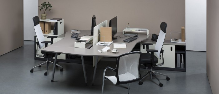 Office furniture table Thulema