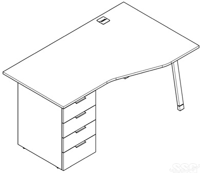 Office desks catalog
