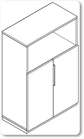 Kitman Office Filing Cabinets Moi