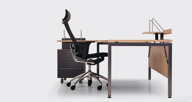 Office desks series_