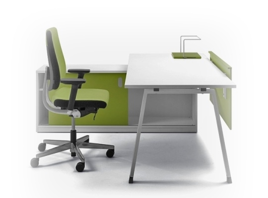 Commercial office desks_