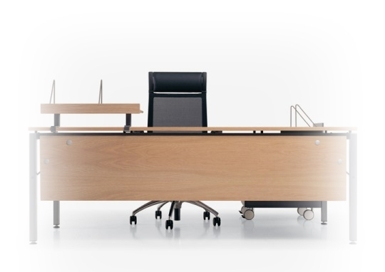 Commercial office desks series_
