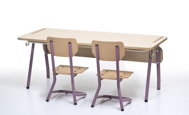 School furniture production