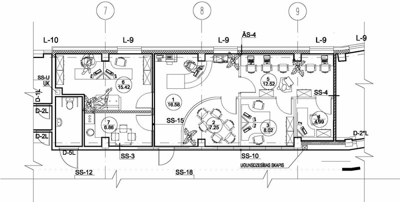 Kitman office layout for Office furniture layout planner